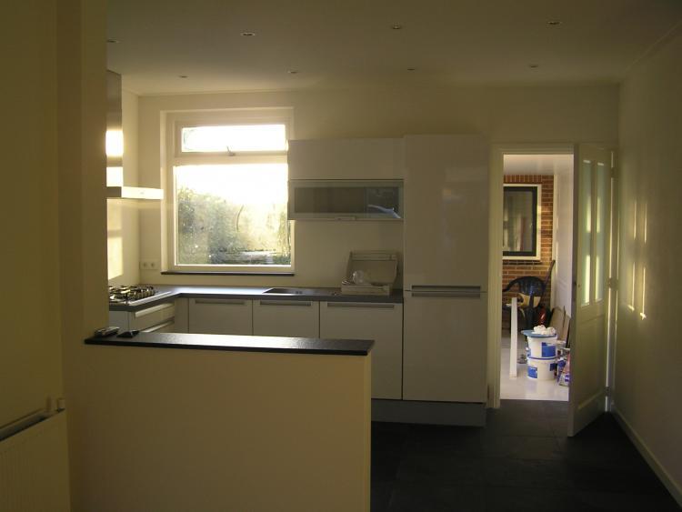 Open of halfopen keuken - Open keuken idee ...
