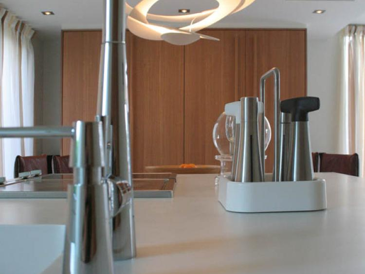Keuken Renovatie Zeeland : Deze nieuwe Snaidero keuken was de start van een complete renovatie